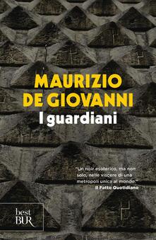 I guardiani - Maurizio De Giovanni - ebook