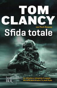 Sfida totale - Tom Clancy,Mark Greaney,Andrea Russo - ebook