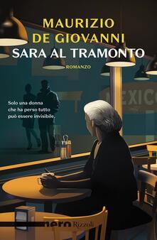 Sara al tramonto - Maurizio De Giovanni - ebook