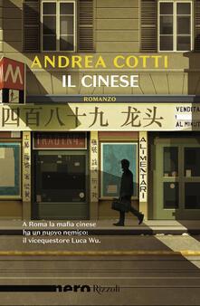Il cinese - Andrea Cotti - ebook