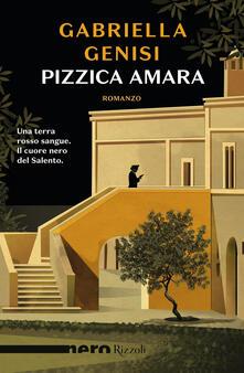 Pizzica amara - Gabriella Genisi - ebook