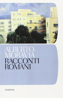 Racconti romani - Alberto Moravia - ebook