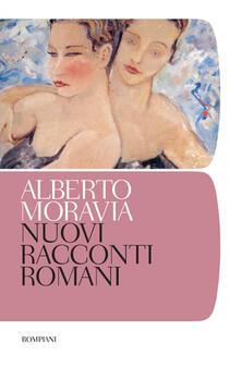 Nuovi racconti romani - Alberto Moravia - ebook