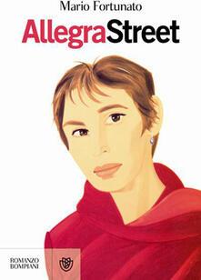 Allegra Street - Mario Fortunato - ebook