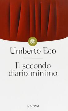 Il secondo diario minimo - Umberto Eco - ebook