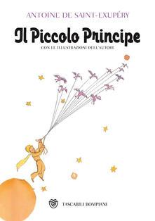 Il Piccolo Principe. Ediz. illustrata - Nini Bompiani Bregoli,Antoine de Saint-Exupéry - ebook