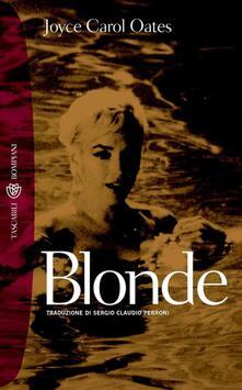 Blonde - S. C. Perroni,Joyce Carol Oates - ebook