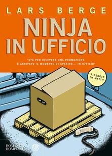Ninja in ufficio - Lars Berge - ebook