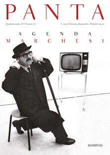 Panta. Agenda Marchesi - Mariarosa Bastianelli,Michele Sancisi - ebook
