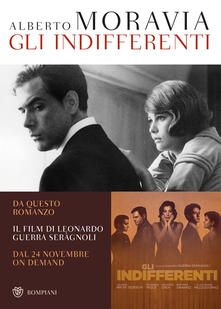 Gli indifferenti - Alberto Moravia - ebook