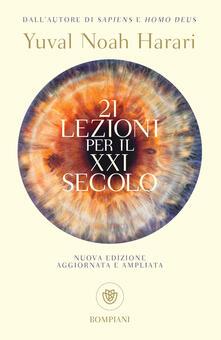 21 lezioni per il XXI secolo - Yuval Noah Harari,Marco Piani - ebook
