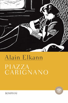 Piazza Carignano - Alain Elkann - ebook