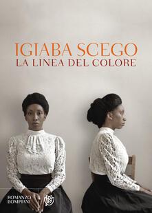 La linea del colore - Igiaba Scego - ebook