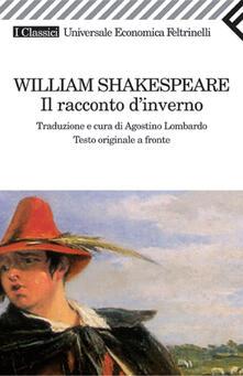 Il racconto d'inverno - Agostino Lombardo,William Shakespeare - ebook