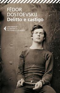 Delitto e castigo - Fëdor Dostoevskij,D. Rebecchini - ebook