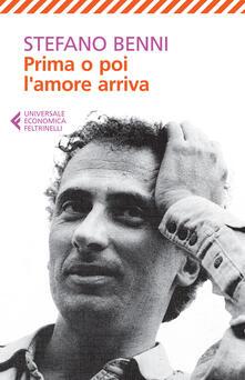 Prima o poi l'amore arriva - Stefano Benni - ebook