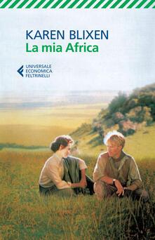 La mia Africa - Karen Blixen,Lucia Drudi Demby - ebook