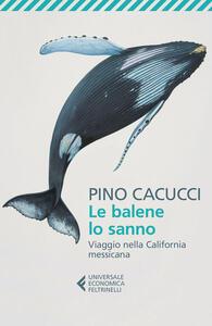 Le balene lo sanno. Viaggio nella California messicana - Pino Cacucci - ebook