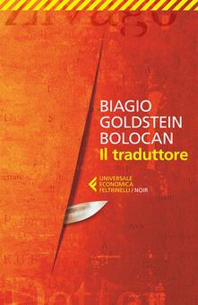 Il traduttore - Biagio Goldstein Bolocan - ebook