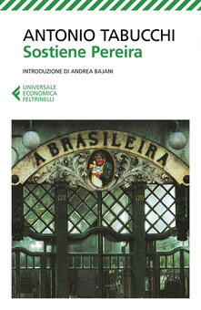 Sostiene Pereira. Una testimonianza - Antonio Tabucchi - ebook