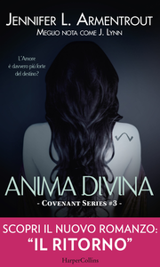 Ebook Anima divina. Covenant series. Vol. 3 Armentrout, Jennifer L.