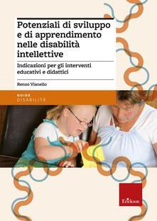 Vitalitart.it Potenziali di sviluppo e di apprendimento nelle disabilità intellettive. Indicazioni per gli interventi educativi e didattici Image