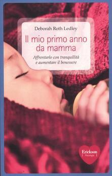 Antondemarirreguera.es Il mio primo anno da mamma. Affrontarlo con tranquillità e aumentare il benessere Image
