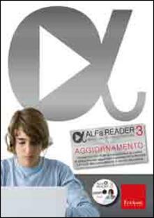 Antondemarirreguera.es ALFa Reader 3 aggiornamento (KIT: libro e chiavetta USB). Ausilio per la lettura facilitata. Lettore vocale Image