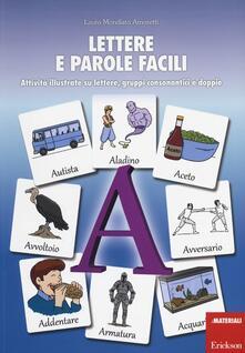 Antondemarirreguera.es Lettere e parole facili. Attività illustrate su lettere, gruppi consonantici e doppie Image