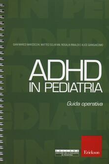 Antondemarirreguera.es ADHD in pediatria. Guida operativa Image