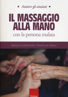 Birrafraitrulli.it Il massaggio alla mano con la persona malata Image