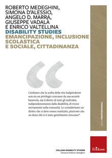 Daddyswing.es Disability studies. Emancipazione, inclusione scolastica e sociale, cittadinanza Image