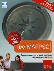 Winniearcher.com IperMappe 2. Costruire mappe per lo studio individuale e l'insegnamento in classe. CD-ROM. Con libro Image
