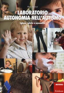 Festivalpatudocanario.es Laboratorio autonomia nell'autismo. Igiene, salute e sessualità Image