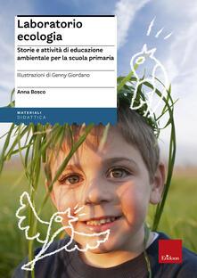 Antondemarirreguera.es Laboratorio ecologia. Storie e attività di educazione ambientale per la scuola primaria Image