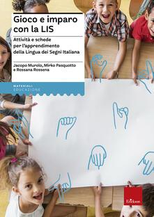 Antondemarirreguera.es Gioco e imparo con la LIS. Attività e schede per l'apprendimento della lingua dei segni italiana Image