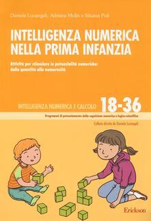 Voluntariadobaleares2014.es Intelligenza numerica nella prima infanzia. Attività per stimolare le potenzialità numeriche: dalla quantità alla numerosità Image