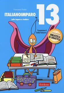 Daddyswing.es ItalianoImparo. Vol. 13: Lalla impara a studiare. Image