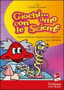 Libro Giochi... amo con le scienze. Giochi e attività per imparare con un approccio logico-divertente. CD-ROM Crip