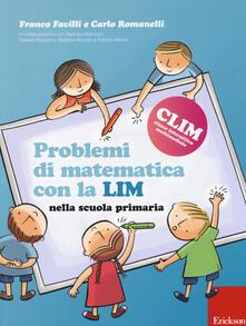 Festivalpatudocanario.es Problemi di matematica con la LIM. Nella scuola primaria Image