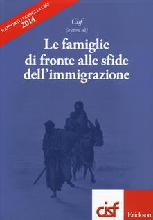 Voluntariadobaleares2014.es Le famiglie di fronte alle sfide dall'immigrazione. Rapporto famiglia Cisf 2014 Image