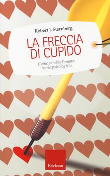Radiospeed.it La freccia di Cupido. Come cambia l'amore: teorie psicologiche Image