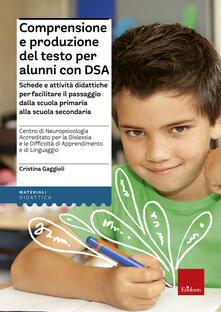 Antondemarirreguera.es Comprensione e produzione del testo per alunni con DSA. Schede e attività didattiche per facilitare il passaggio dalla scuola primaria alla scuola secondaria Image