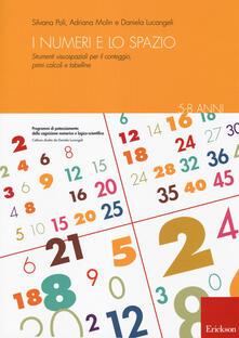 Lpgcsostenible.es I numeri e lo spazio. Strumenti visuospaziali per il conteggio, primi calcoli e tabelline Image