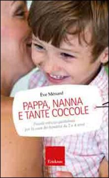 Daddyswing.es Pappa, nanna e tante coccole. Piccole astuzie quotidiane per la cura dei bambini da 2 a 4 anni Image