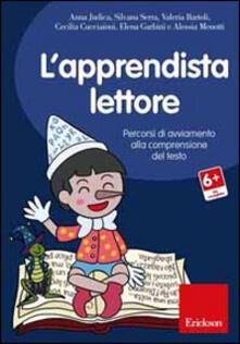 Tegliowinterrun.it L' apprendista lettore. Percorsi di avviamento alla comprensione del testo. CD-ROM Image