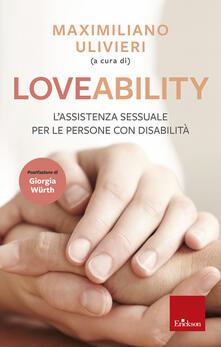 Grandtoureventi.it LoveAbility. L'assistenza sessuale per le persone con disabilità Image