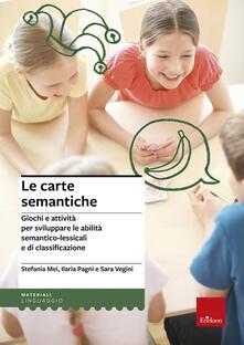 Antondemarirreguera.es Le carte semantiche. Giochi e attività per sviluppare le abilità semantico-lessicali e di classificazione Image