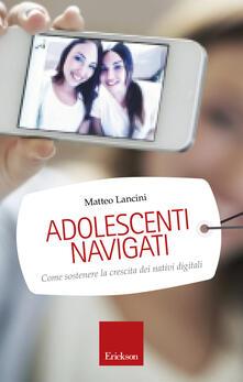 Daddyswing.es Adolescenti navigati. Come sostenere la crescita dei nativi digitali Image