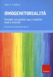 Voluntariadobaleares2014.es Omogenitorialità. Famiglie con genitori gay o lesbiche: studi e ricerche Image